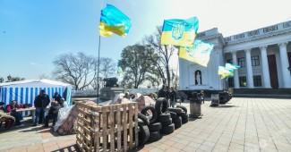 Одесса на грани! Активисты угрожают сжечь мэрию (СКРИН)