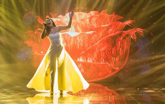 Джамала рассказала, кого считает главным конкурентом на Евровидении-2016 (ВИДЕО)