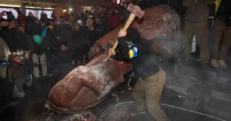 Стало известно, что установят в Киеве на месте снесенного памятника Ленина (ФОТО)
