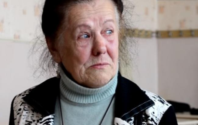 """Кровавая безмозглая пропаганда Кремля выдала новый перл: Теперь """"бандеровцы"""" сбросили бабушку с поезда (ВИДЕО)"""