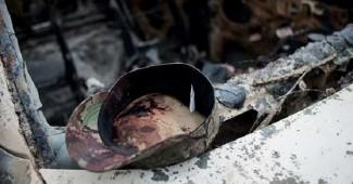 Волонтеры показали кадры жуткого начала обстрела Авдеевки 23 мая (ВИДЕО)