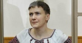 Савченко уже летит в Украину