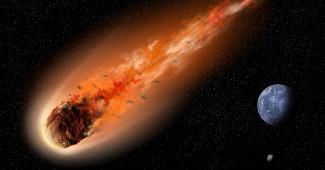 Над США взорвался метеорит засыпав останками несколько штатов (ВИДЕО)