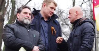 СКАНДАЛ! Российский фашист Марков публично слил компромат на мэра Одессы Труханова