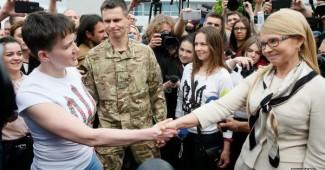 """Павел Нусс - Савченко новый лидер """"Батькивщины"""", посторонние должны уйти"""
