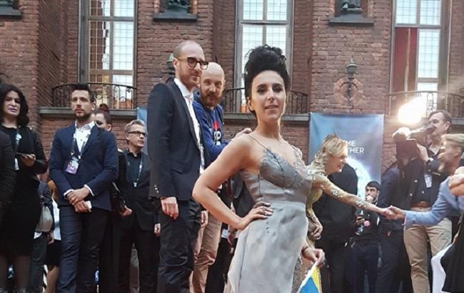 Джамала покорила всех, на церемонии открытия Евровидения-2016 (ФОТО)