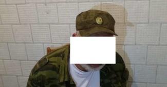 """Пограничники задержали одного из наиболее жестоких главарей """"ЛНР"""" - """"Якута"""""""