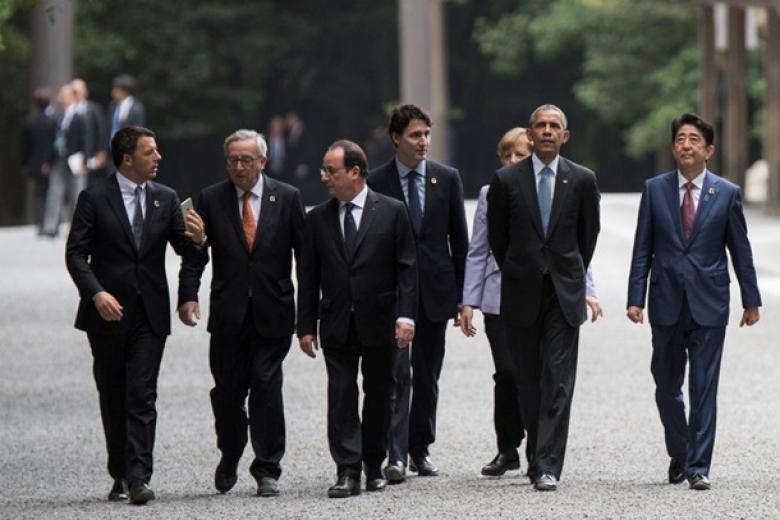 Лидеры стран представителей G7 задекларировали продление санкций против агрессора России