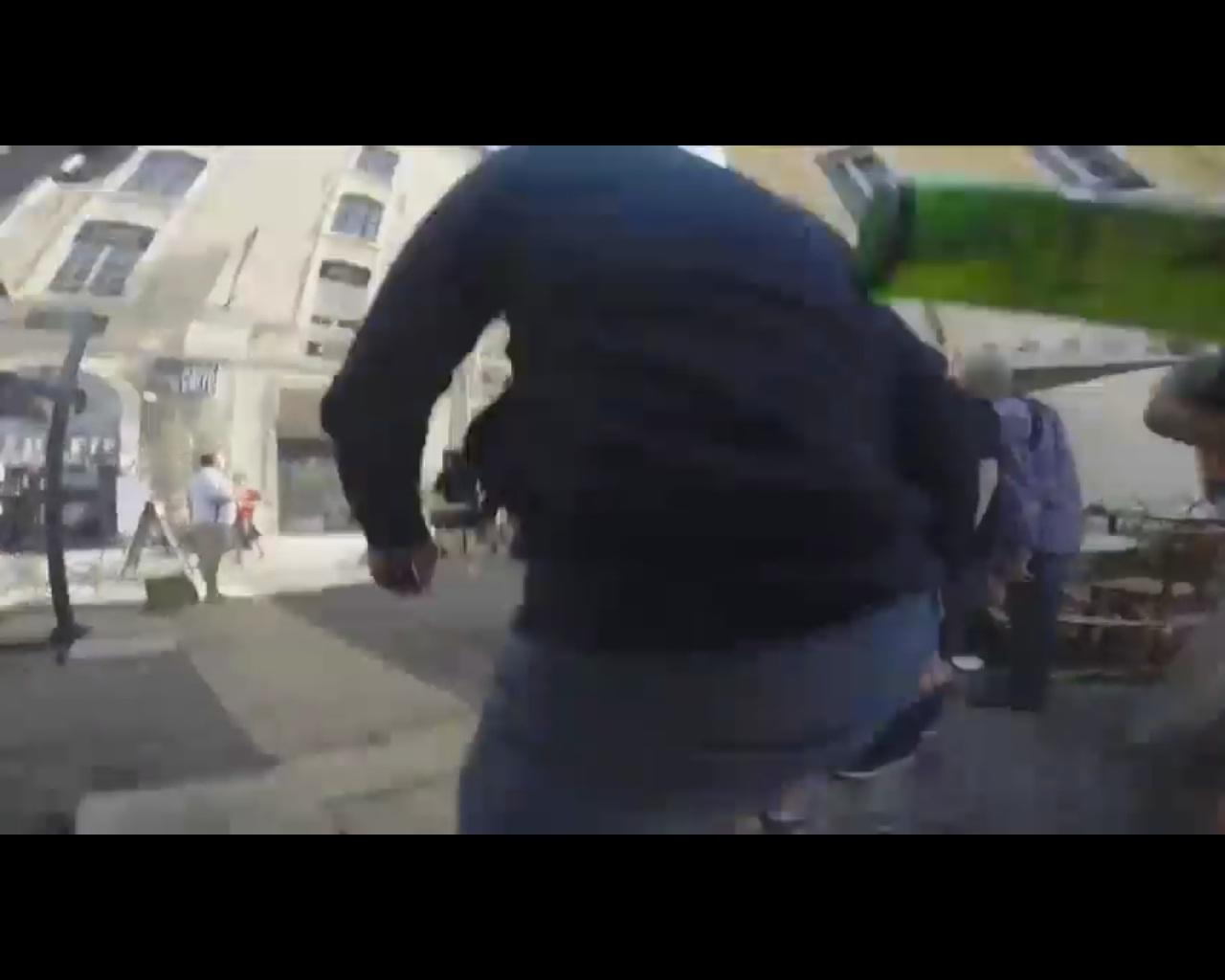 Экшн ВИДЕО! Драка англичан с русскими снятая на GoPro (ВИДЕО 18+)