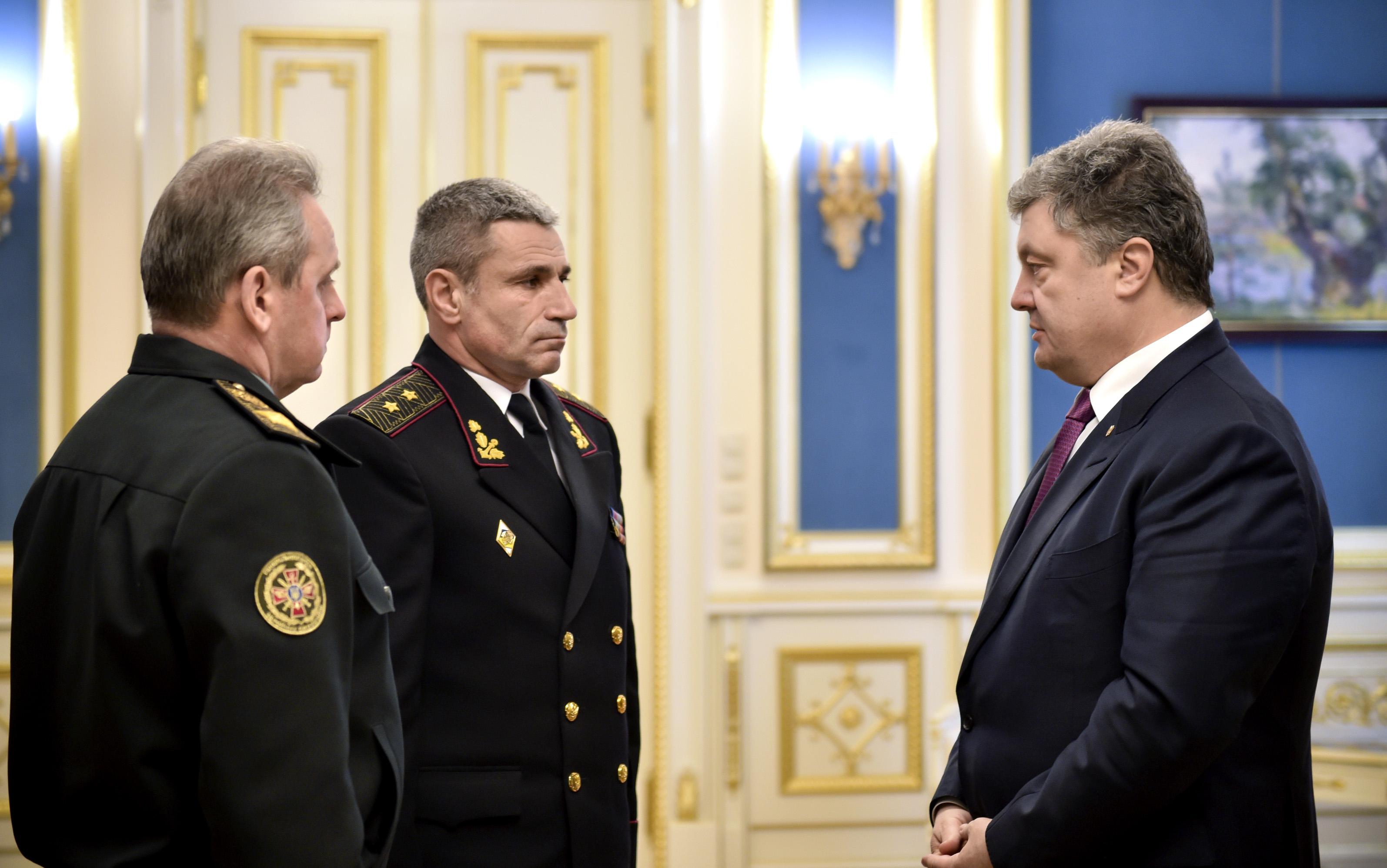 Что известно о новом и уже легендарном командующем украинским флотом генерале Воронченко