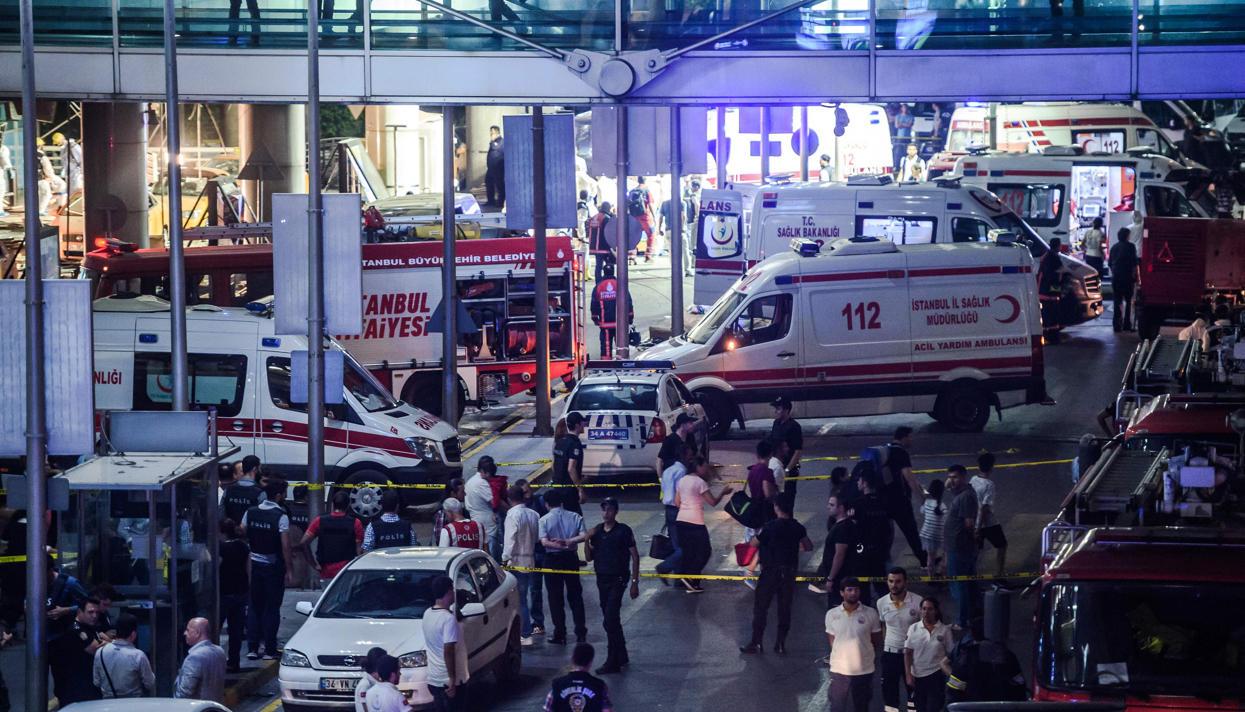 Задержанные российские организаторы терактов в стамбульском аэропорту, дали скандальные показания