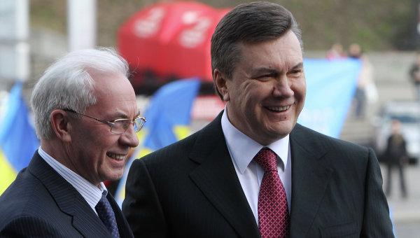 НЕВЕРОЯТНО! Во Львове застукали скрывающихся Виктора Януковича и Николая Азарова (ВИДЕО)