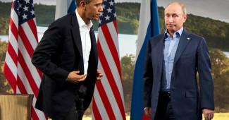 Путин с Обамой обсудили срочные вопросы и вообще статус Донбасса