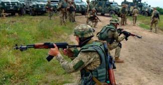 Блестящая спецоперация сил АТО под Дебальцево в результате которой удалось отбить 4 км