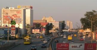 ВАТА В ШОКЕ! В Киеве столичный Московский проспект переименовали в проспект Бандеры