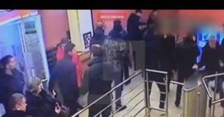 В Москве 30 человек захватили банк с заложниками (ВИДЕО)