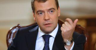 СРОЧНАЯ НОВОСТЬ! Медведев в Израиле заявил, что Путин из-за проблем со здоровьем может досрочно оставить президентство