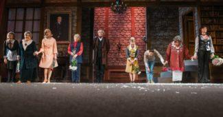 На России во время спектакля прямо на сцене умер известный актер Борис Лифанов