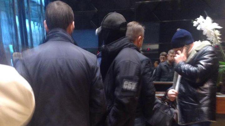 В СБУ назвали причины захвата известного киевского ТЦ Гулливер