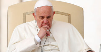 Папа Римский Франциск сделал громкое заявление по Донбасу