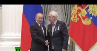 """Советский """"Шерлок Холмс"""" обратился к Путину про отставку: """"Даже не думай! Впереди ещё Гаага!"""" (ВИДЕО)"""