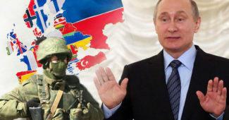 ЭКСТРЕННОЕ СООБЩЕНИЕ! Страны Балтии предупреждают, что войска России в нескольких часах готовности к нападению