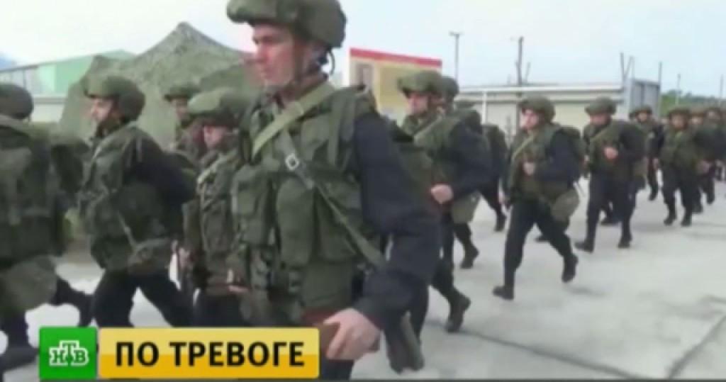 После заявление ООН и США по российской агрессии, в Чечне и Крыму срочно по тревоге подняты войска