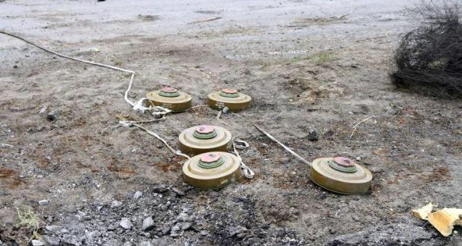 На Донбассе обдолбанные российские офицеры отправили своих через минное поле - множество погибших