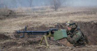 Штаб АТО подтвердил ожесточенные бои под Мариуполем, и рассказал о потерях (ВИДЕО)