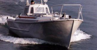 СРОЧНО! Под Крымом российские войска попытались захватить украинский спасательный катер (ВИДЕО)