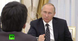 «Та иди ты нах*й так работать» — мегаскандал на России! Учитель года в прямом эфире послал Путина после поднятия темы зарплаты (ВИДЕО)