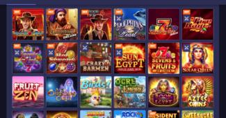 First Casino – самые популярные игровые автоматы