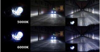 Які блоки розпалу необхідно підбирати під ксенонові лампочки?