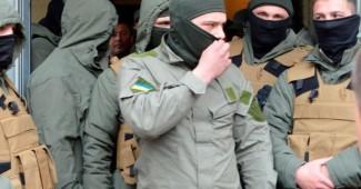 Неизвестные захватили в КМДА и безжалостно избили депутатов