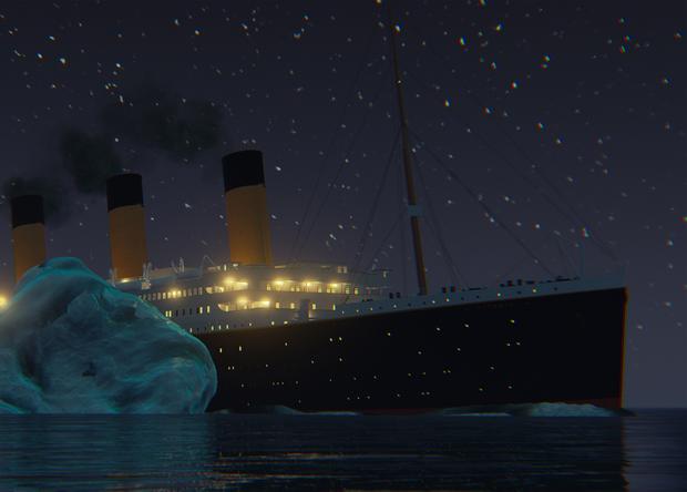 """Американские ученные разработали игру, где в реальном времени топят """"Титаник"""""""