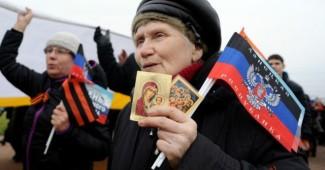 """""""Мы любим гривну, это нормальная валюта! Рубль это вода"""" - скандальное интервью с луганскими пенсионерами (ВИДЕО)"""