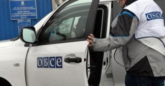 Украина предложила свой план, за которым ОБСЕ разместиться на границе с РФ