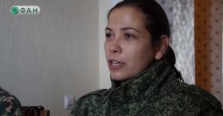 """ВНИМАНИЕ ПАРТИЗАНАМ И СНАЙПЕРАМ! Террористка """"Багира"""", на камеру заявила, что желает убивать украинских детей"""