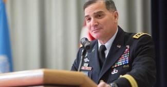 Новый глава НАТО выступил за тотальное вооружение Украины