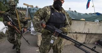Боевики пытаются сразу в нескольких направлениях расширить свою территорию