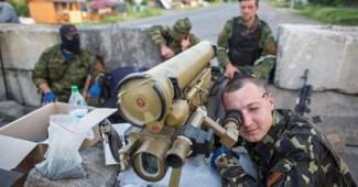 Боевики ужесточили обстрелы в разных направлениях (ВИДЕО)