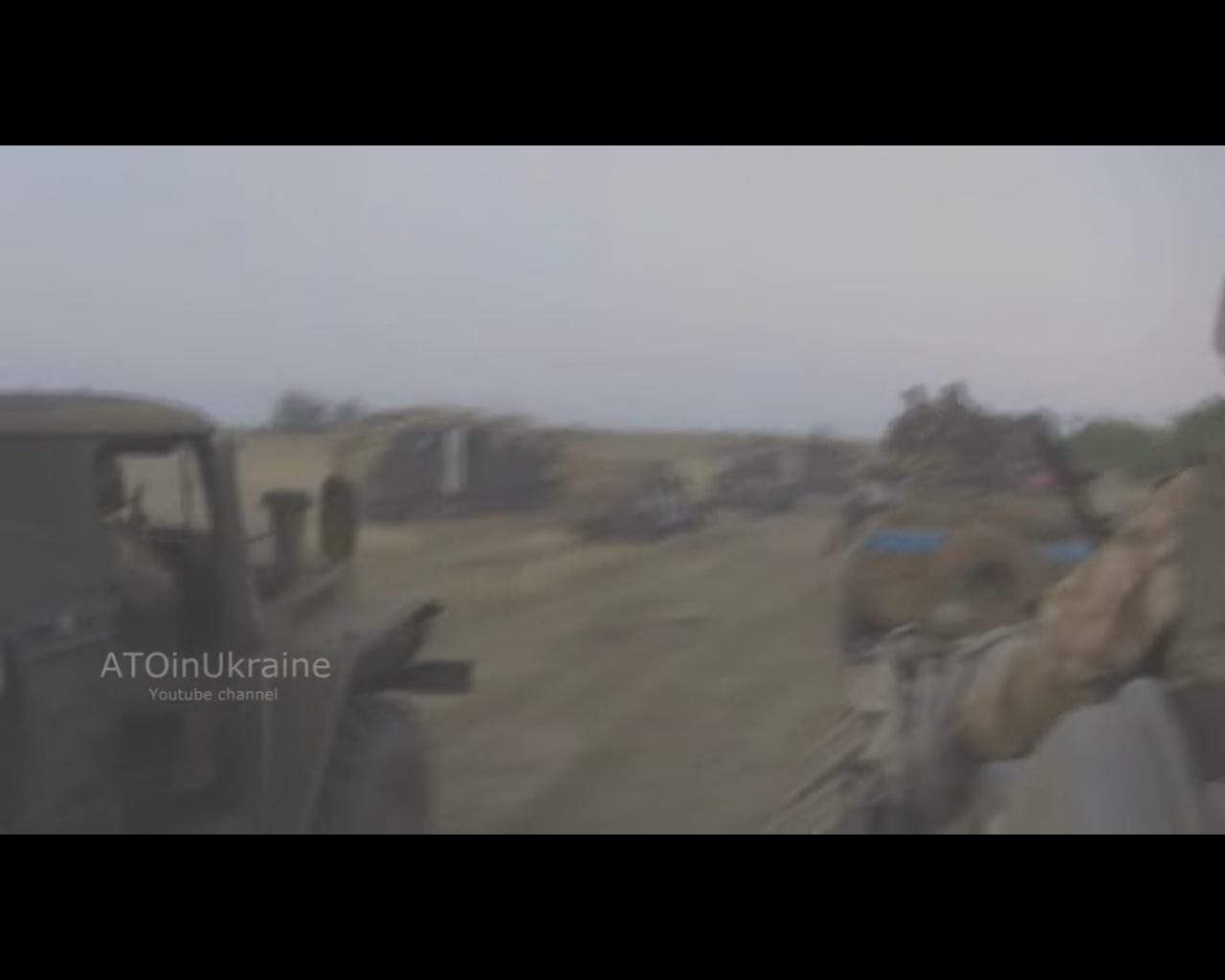 Ожесточенный прорыв сил ВСУ из окружения с Дьяково (ВИДЕО 18+)