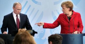ПОДСТАВА! Меркель предлагает создать единую экономическую зону с Россией