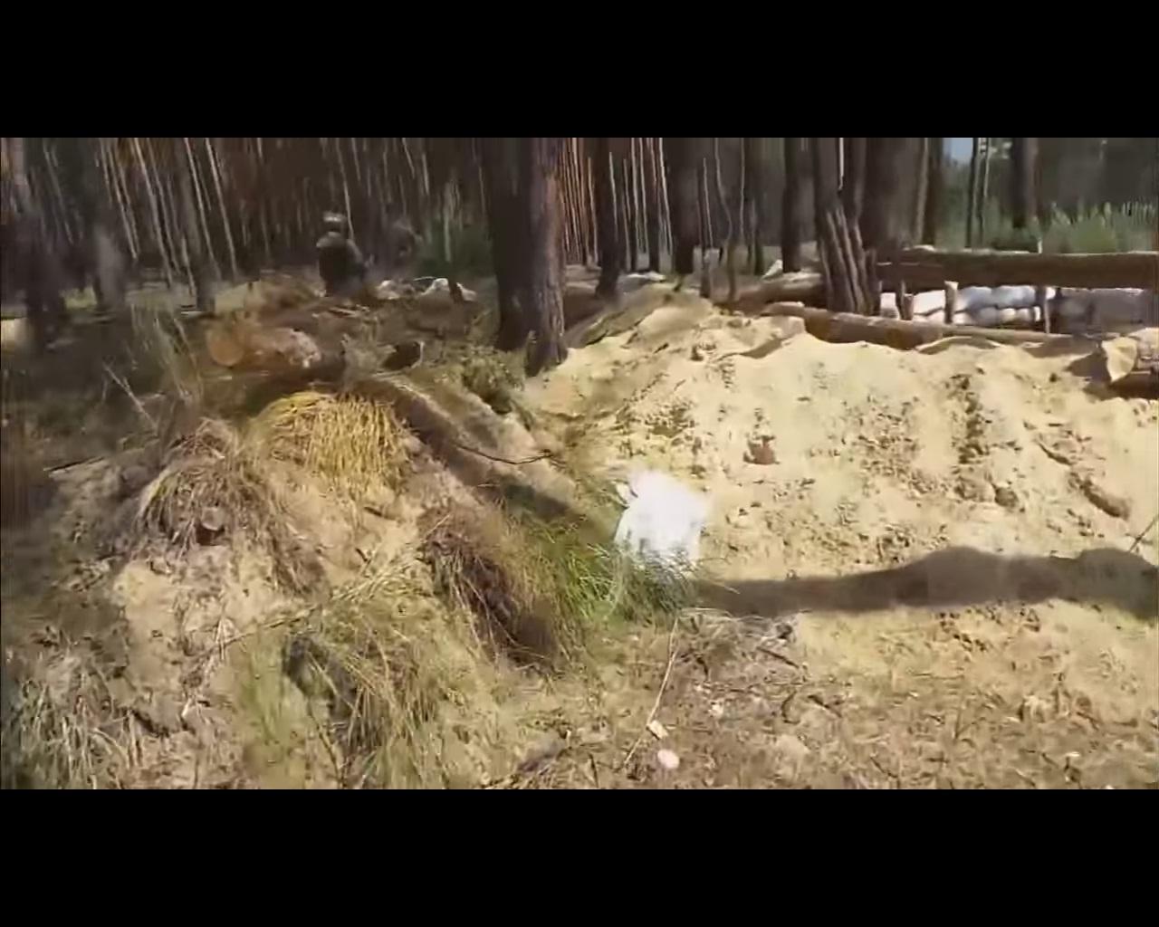 Бойцам АТО в жестоком бою захватили лагерь боевиков под Красным Лиманом (ВИДЕО 18+)