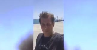 """ЯЛТА ВСЁ! Блогер показал """"вымерший"""" крымский курорт (ВИДЕО)"""