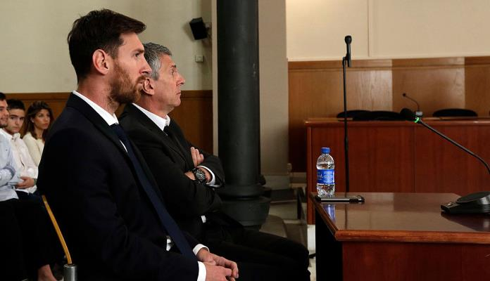 Месси ВСЁ! Известно футболиста и его отца приговорили к 21 месяцу тюрьмы за неуплату налогов