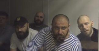 """Задержанные бойцы """"Торнадо"""" дали жесткий ответ Савченко на её высказывания (ВИДЕО)"""