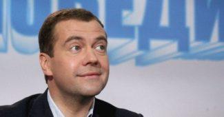 """""""Этот Медведев сломался, несите следующего"""" - российский премьер своими словами рас смешил всех до слез"""