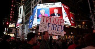 Громкое заявление Трампа по поводу массовых протестов и бунтов против его президентства (ВИДЕО)