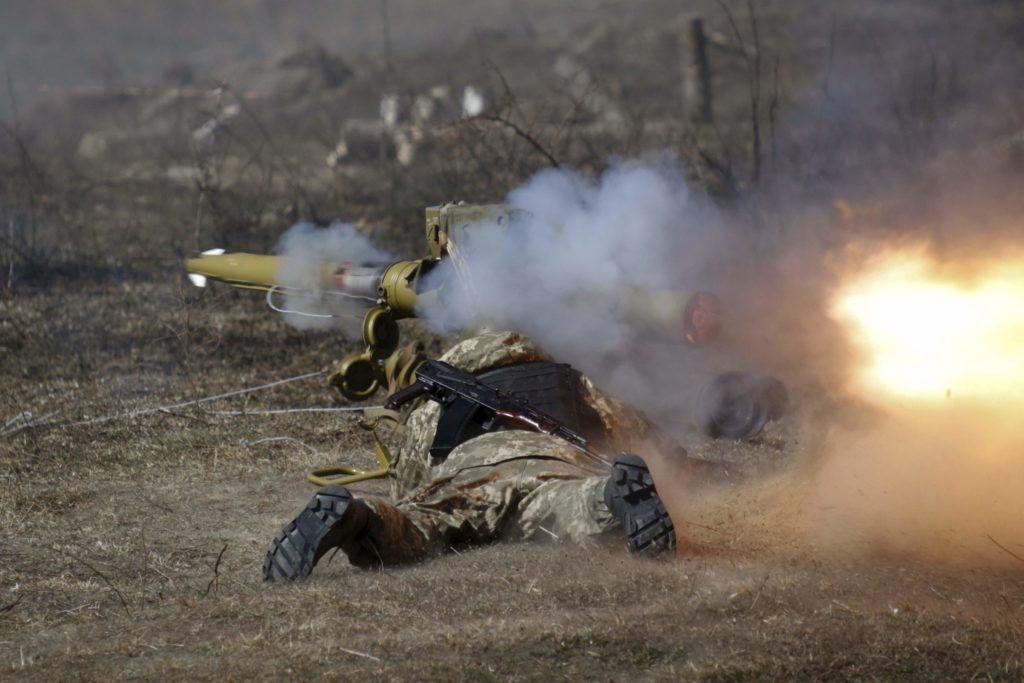 """На Светлодарской дуге у боевиков жуткие потери, """"Правый сектор"""" совершил серьезную вылазку"""
